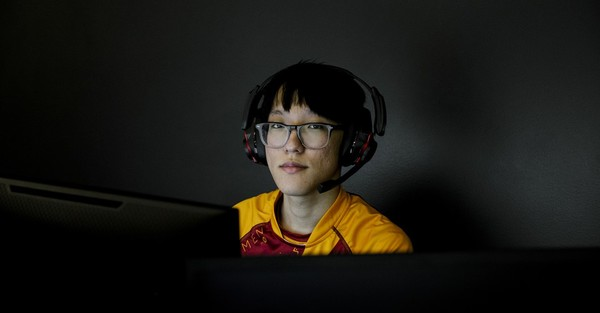 At Harrisburg University, Esports Players Are The Only Athletes