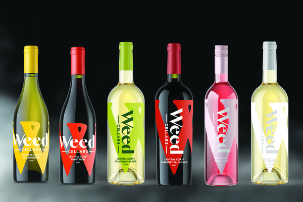 Weed Cellars Blazes a New Trail as a Lifestyle Brand with its Wine | Stop Look Listen