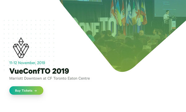 All slides from VueConf Toronto 2019