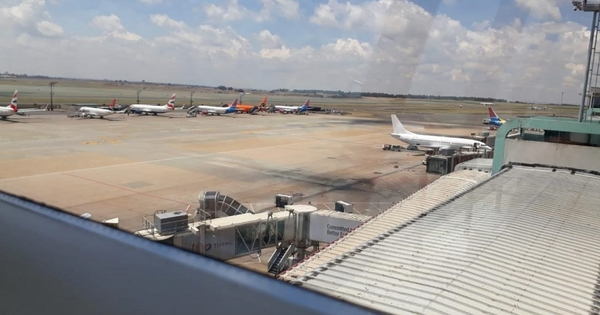 SAA cancels all flights after strike call | eNCA