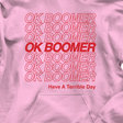 'OK Boomer' Marks the End of Friendly Generational Relations - The New York Times