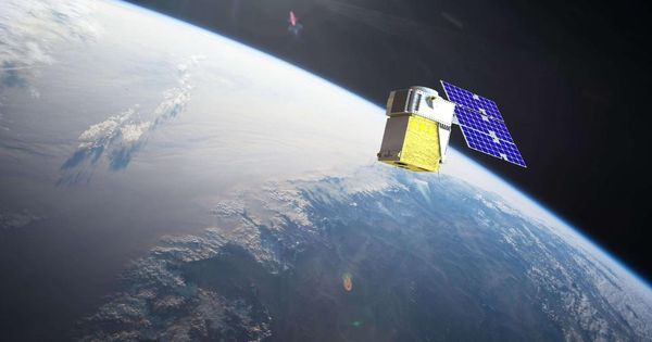 This Startup Just Raised $13 Million To Build Satellites-As-A-Service