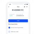 Introducing Tezos Staking on Coinbase