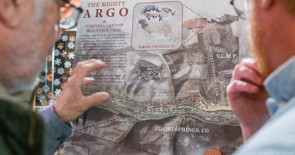'Mighty' gondola plan for Idaho Springs would anchor redevelopment of historic Argo Mill & Tunnel