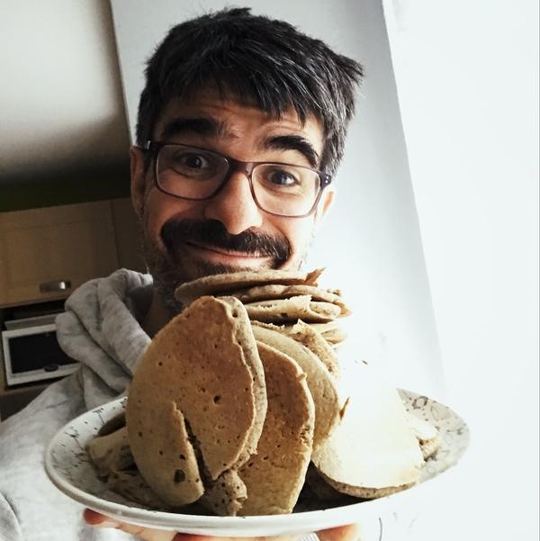 Cette semaine, cette lettre est servie avec une fournée de pancakes... sans gluten