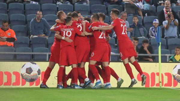 Reprezentacja Polski zapewniła sobie zwycięstwo w eliminacyjnej grupie [Skrót]