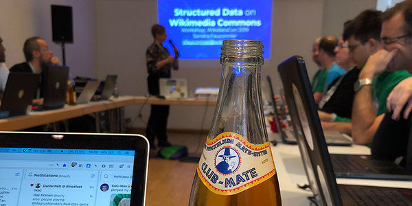 Club-Mate en gestructureerde data: de perfecte combinatie
