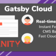 Gatsby Cloud with Sanity CMS | AJ on Purr-fect Solutions