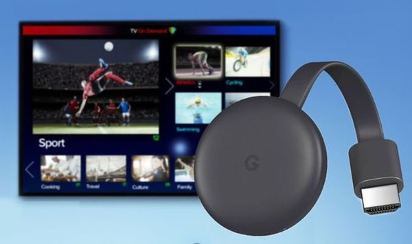 Beaming videos and songs to Google Chromecast just got much simpler