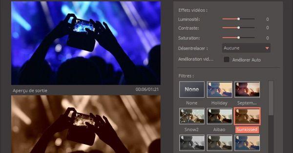 Uniconverter : une boîte à outils vidéo complète pour convertir, éditer, compresser etc : Siècle Digital