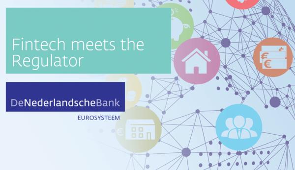 Fintech Meets the Regulators   November 29, Amsterdam - SOLD OUT -