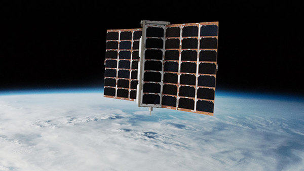 'Sensing the Earth': Nano-satellites swarm to boost disaster readiness