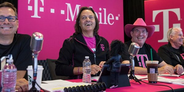 T-Mobile CEO Legere will be replaced by COO Sievert in May 2020