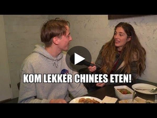 Heel dorp eet Chinees en redt daarmee Chinees (video)