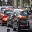 Ludieke actie tegen sluipverkeer Herenweg