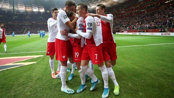 Reprezentacja Polski pokonuje Słowenię [Skrót]