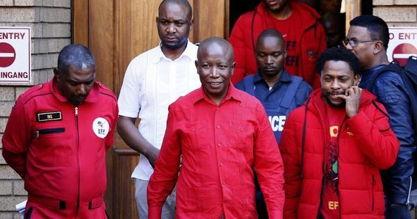 Malema, Ndlozi to appear in court | eNCA