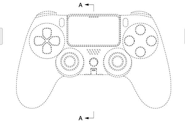 Dit zou het patent zijn van de PS5-controller - WANT