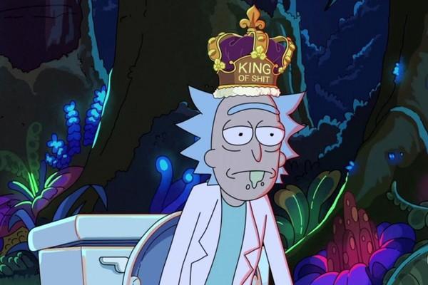 Crítica: 'Rick y Morty' 4x02 — 'El viejo y el váter' | Richie Fintano