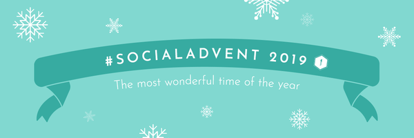#SocialAdvent: The Most Wonderful Time of the Year