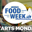 MSG Networks Teams Up With the Knicks, Rangers, Islanders and Devils for 'Food Week'