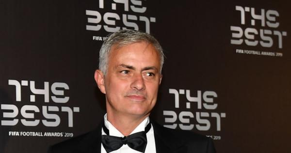 Jose Mourinho trenerem Tottenhamu