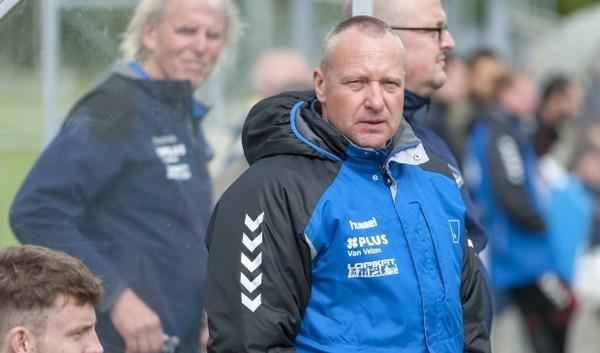Bertus van Schaik vertrekt aan het einde van het seizoen bij SV Lopik