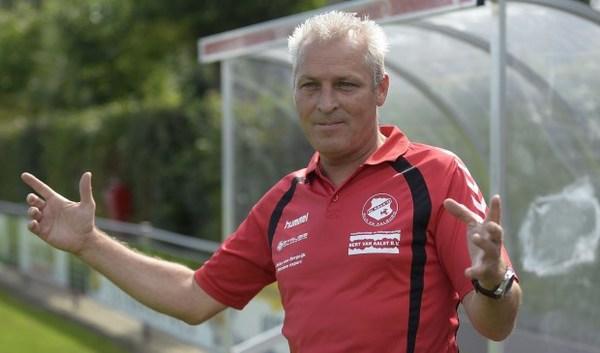 Rob van Loon (NOAD'32) stopt einde seizoen als hoofdtrainer