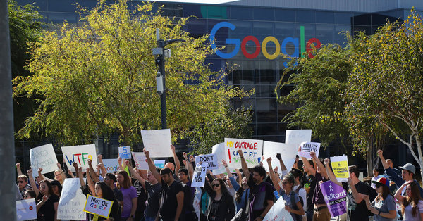 Google Hires Firm Known for Anti-Union Efforts