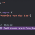 Thread Sanitizer Explained: Data Races In Swift