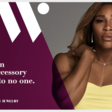 Serena Williams launches jewelry line campaign celebrating strong, independent women | The Drum