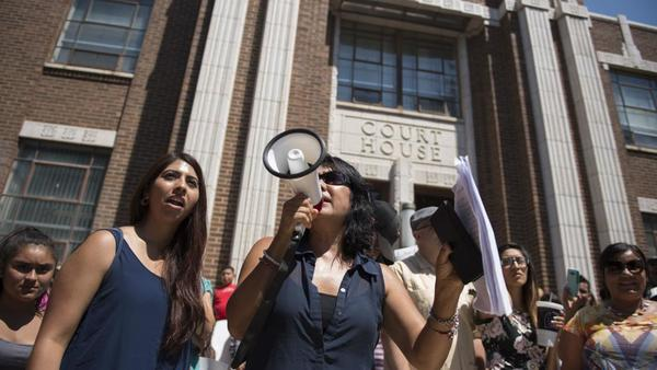 On the verge of a shift: Latinos look to youth for political future