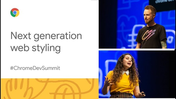 Next-generation web styling, by Una Kravets and Adam Argyle