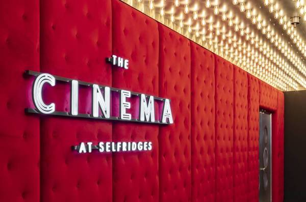 The new cinema at Selfridges might be the chicest place to watch a movie in London | Time Out London