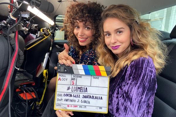 Así es '#Luimelia', spin-off en formato corto de 'Amar es para siempre'