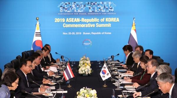 S. Korea, ASEAN nations launch consultative body on smart cities