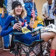 Meet the record-breaking ultra marathon runner fuelled by beer & burritos