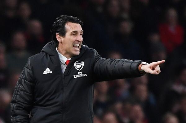 Dni Unaia Emery'ego w Arsenalu wydają się być policzone