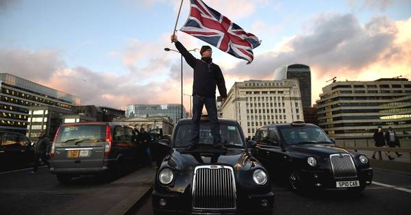 From Bolt to Kapten, Uber's London rivals are plotting its downfall