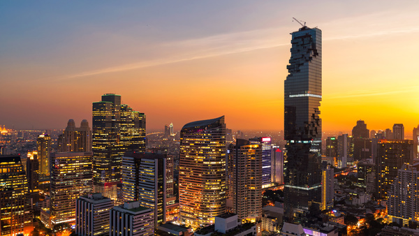 Thailand's capital of Bangkok is the most visited city in the entire world with more than 20 million annual tourist arrivals. Picture; Adobe Stock