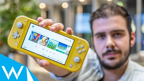 Nintendo Switch Lite review | Geen switch, wel goed | WANT
