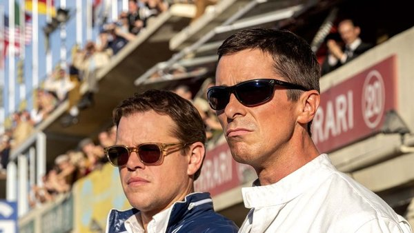 Pictured: Jason Bourne and Batman on an off day.