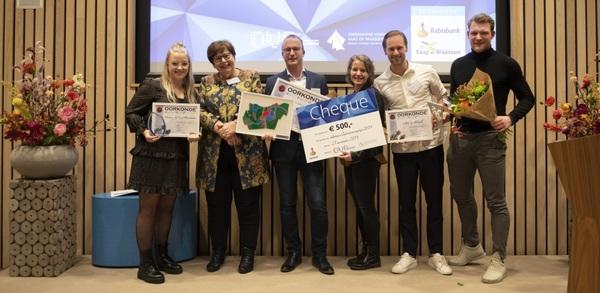Verdel ICT & Media wint Ondernemersprijs K&B 2019