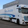 Mercedes-Benz Dealer Bedrijven levert zeer complete nieuwe Actros