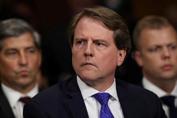 Don McGahn (foto: Reuters)
