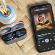Volume draadloze Sony earbuds nu te regelen via touch - WANT