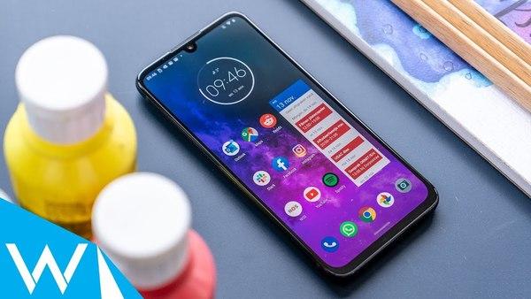 Motorola One Zoom review | Middenklasser met vier camera's | WANT