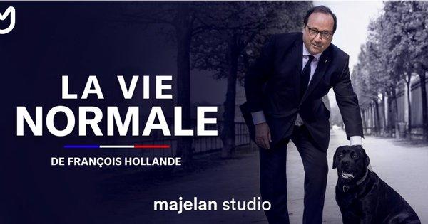 Majelan – La vie normale de François Hollande