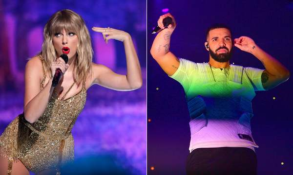 Love the game: Drake and Taylor Swift's decade in pop dominance