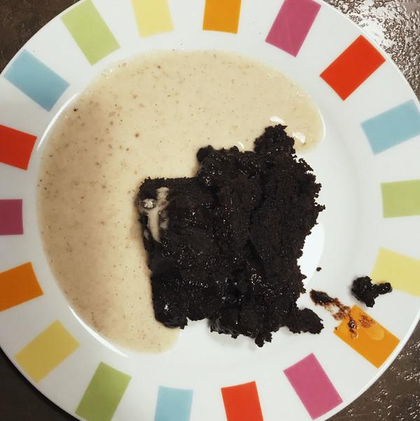 Recette de fondant au chocolat sans gluten et sans lactose
